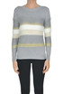 Striped pullover Patrizia Pepe