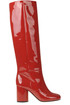 Patent leather boots Maison Margiela