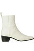 Leather ankle boots Pierre Hardy