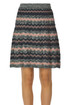 Textured knit skirt M Missoni