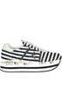 'Beth' striped sneakers Premiata