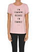 'Increspare' embellished t-shirt Pinko