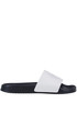 Gilmore leather slides Michael Michael Kors