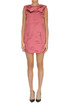 Satin mini dress Elisabetta Franchi