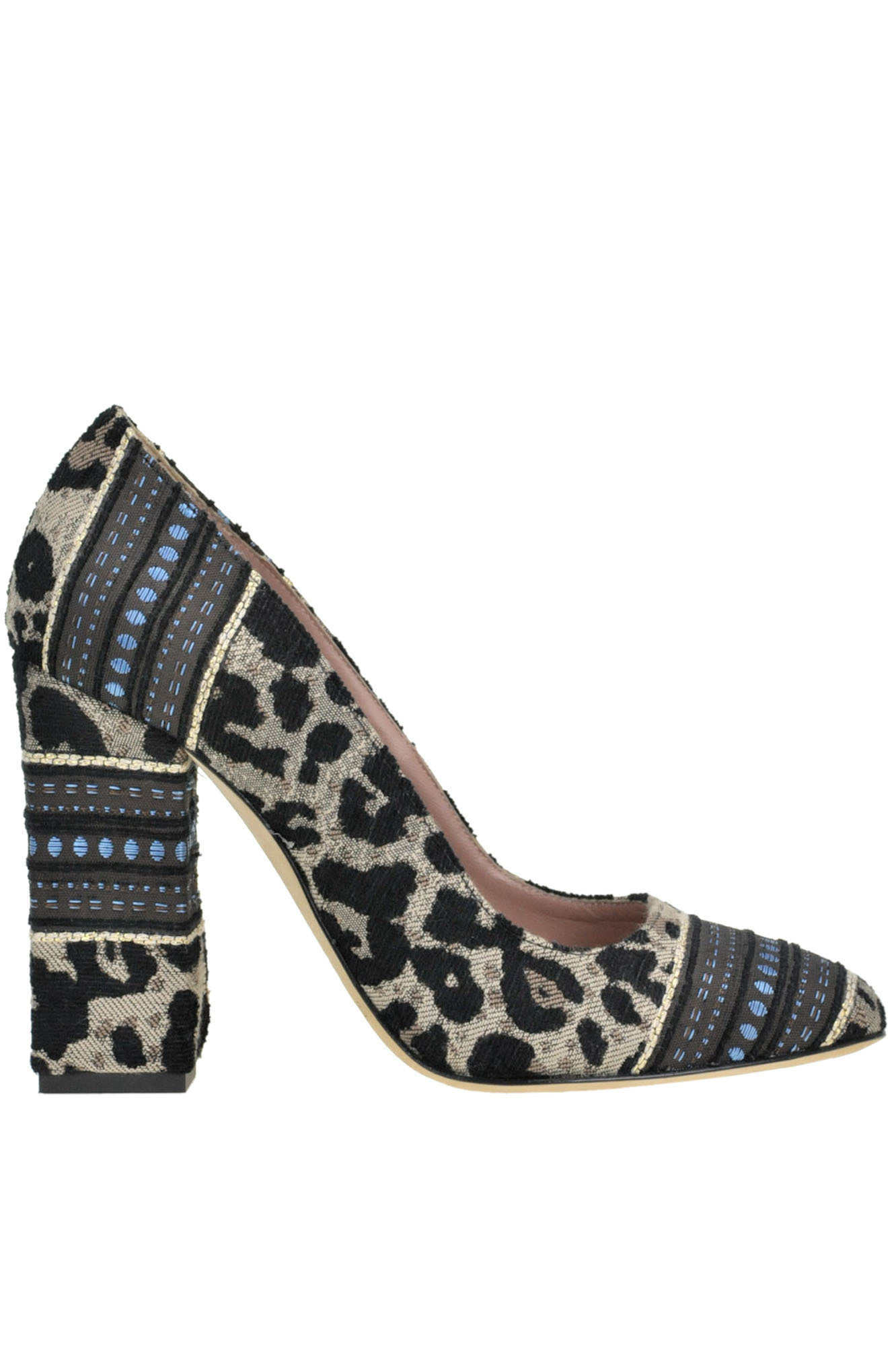GIANNA MELIANI Lucy Pumps in Multicoloured