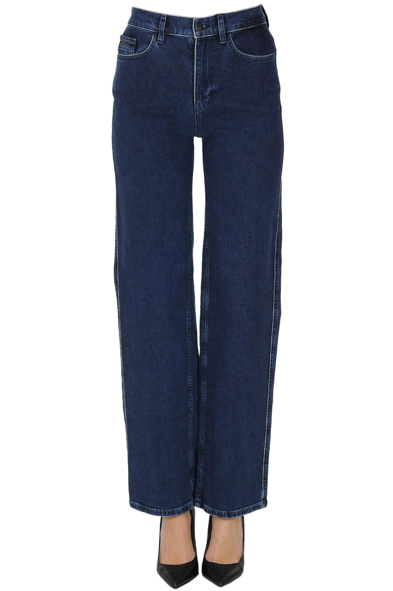 Calvin Klein Jeans Est.1978 WIDE LEG JEANS